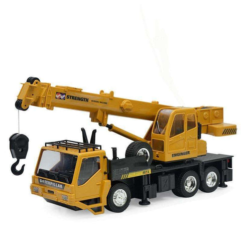 RC Hoist Crane model EngineeringFreight elevator