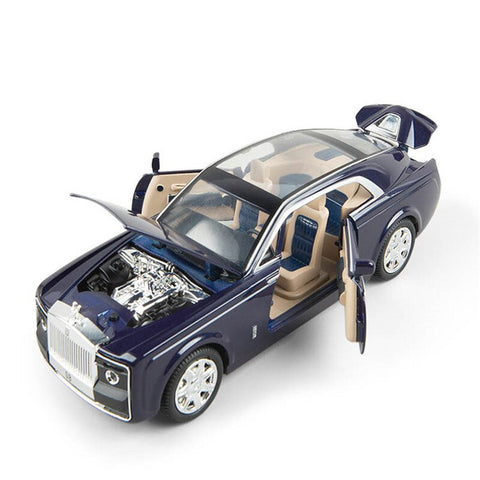 1:24 Toy Car Excellent Quality Rolls-Royce Sweptail Metal Car Toy Alloy Car Diecasts & Toy Vehicles Car Model Toys For Children