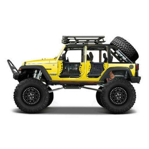 Image of 2015 DIECAST MODEL OFF ROAD KING JEEP WRANGLER Unlimited