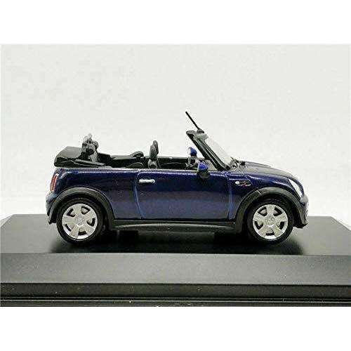 Diecast Model Mini Cooper S Cabrio Car