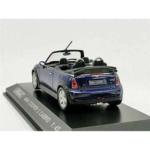 Image of Diecast Model Mini Cooper S Cabrio Car