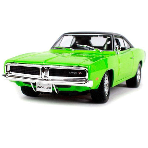 Image of 1969 Diecast DODGE Charger Model Sports Car