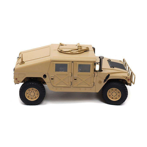 Upgraded HG P408 Military Convoy Truck
