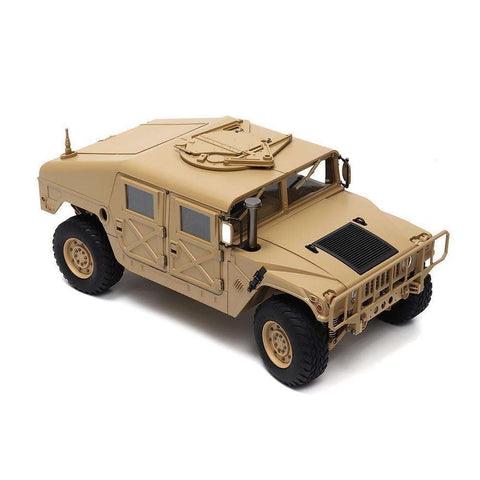 Image of Upgraded HG P408 Military Convoy Truck
