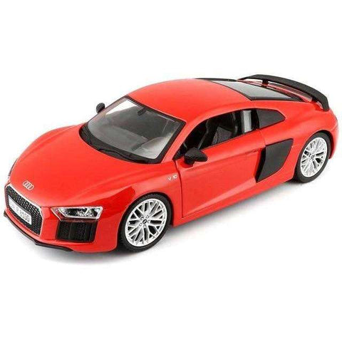 Image of Diecast Audi R8 V10 Plus Model Racing Car