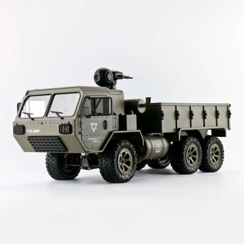 FY004A 6WD Proportional US Army Military Truck