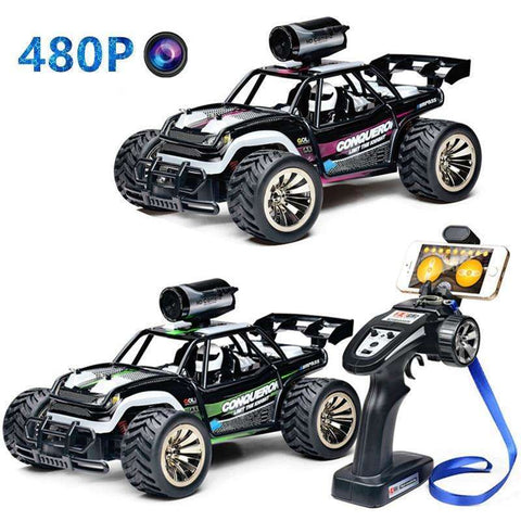 Electric RC Car with FPV WIFI Camera