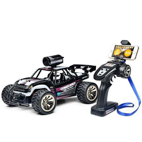 Image of Electric RC Car with FPV WIFI Camera