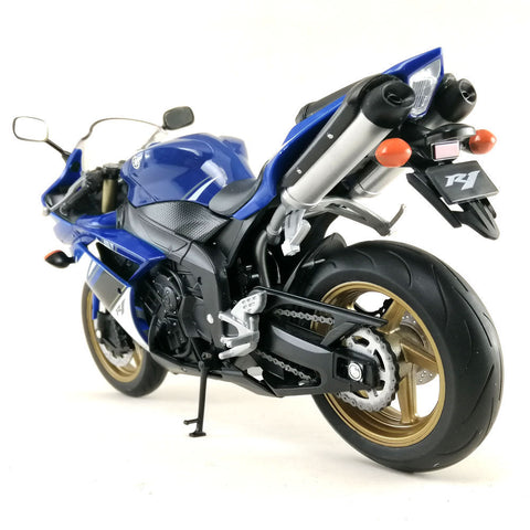 Image of Yamaha Honda Ducati Racing Motorcycle