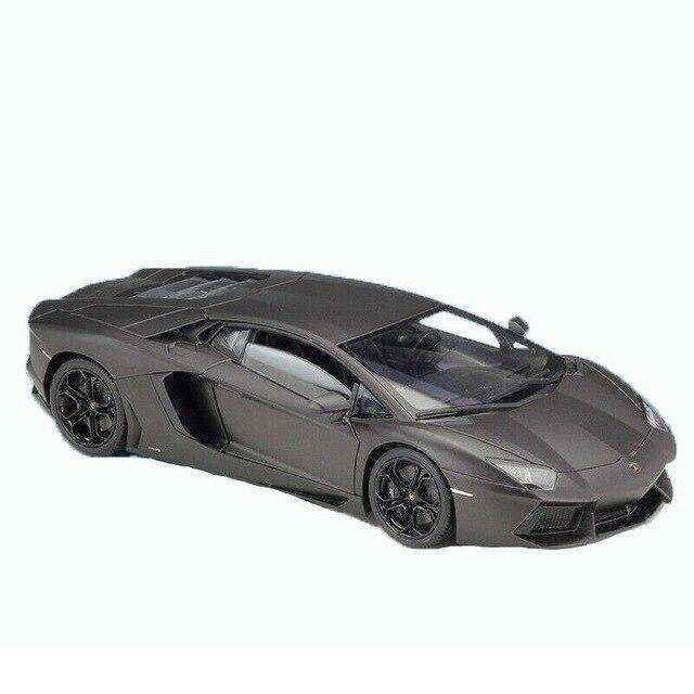 Diecast Model Lamborghini Aventador LP700-4 Racing Car