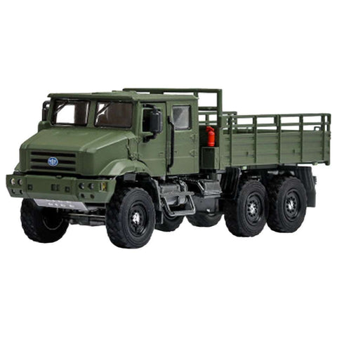 Image of Alloy Tactical Military RC Truck Model