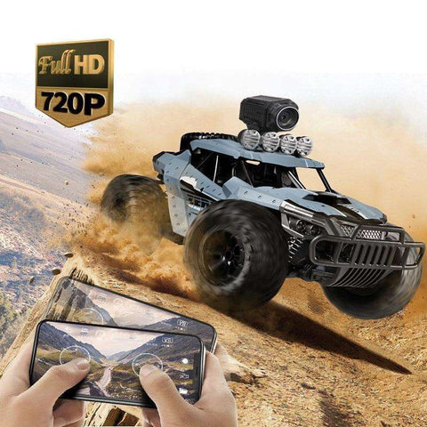 Image of RC Car Off-Road Remote Control Car 2.4G Electric Carros Climbing Competitive Toys for Boys Machine on the Radio Write