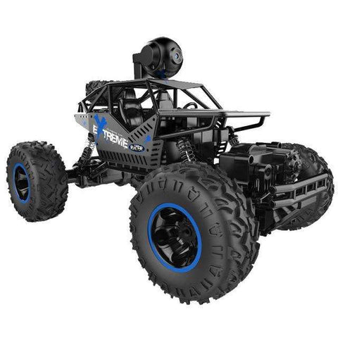 Image of Rechargeable 4WD Off-Road Climbing Rc Car With Camera