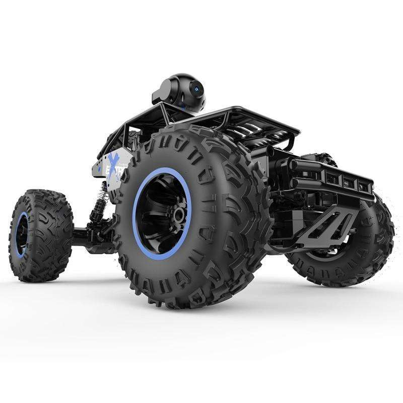 Rechargeable 4WD Off-Road Climbing Rc Car With Camera