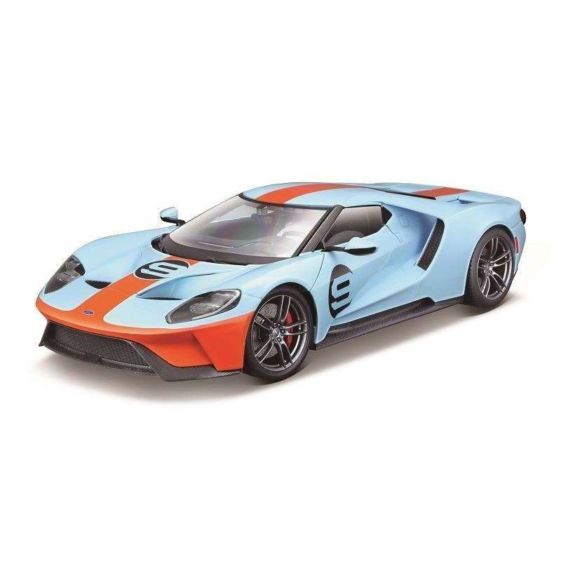 Exclusive 2017 Diecast Model Ford GT Sports Car