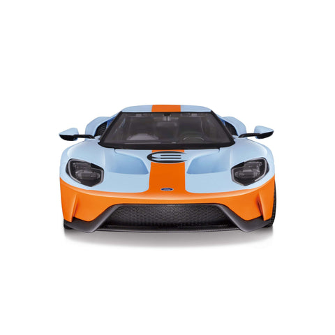 Image of Exclusive 2017 Diecast Model Ford GT Sports Car