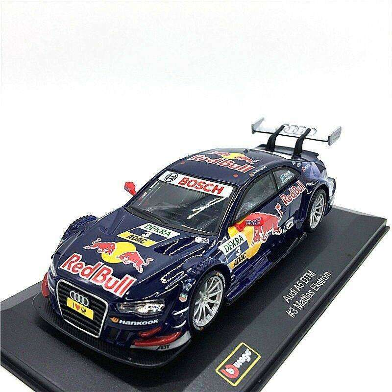 Diecast Model Audi A5 DTM  Racing Car