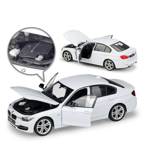 Diecast Model BMW F30 335i Toy Car