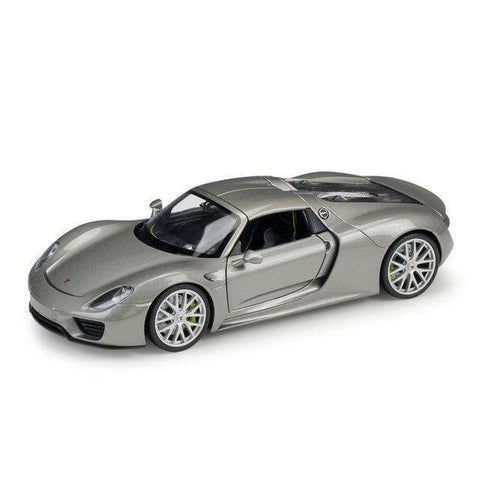 Diecast Model Porsche 918 Spyder Toy Car