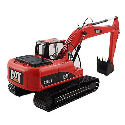 Image of CAT320D Hydraulic Excavator Diecast
