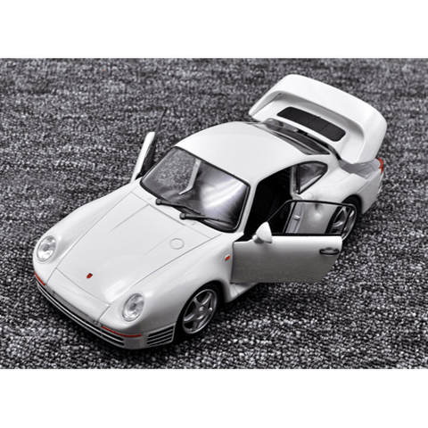 Image of Diecast Model Porsche 959 Sport Car