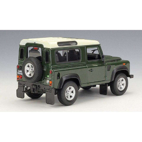 Image of Diecast Model Land Rover Defender Toy SUV
