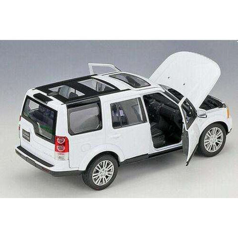 Image of Diecast Model Land Rover Discovery 4 SUV Replica