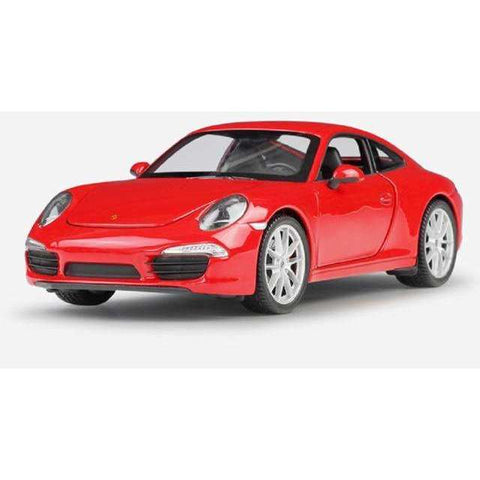Diecast Model Porsche 911 991 Carrera S Racing Car