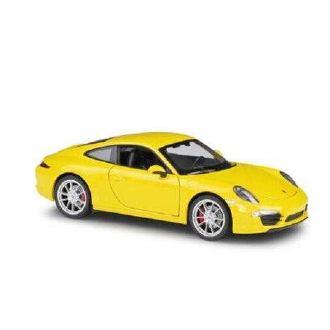 Image of Diecast Model Porsche 911 991 Carrera S Racing Car