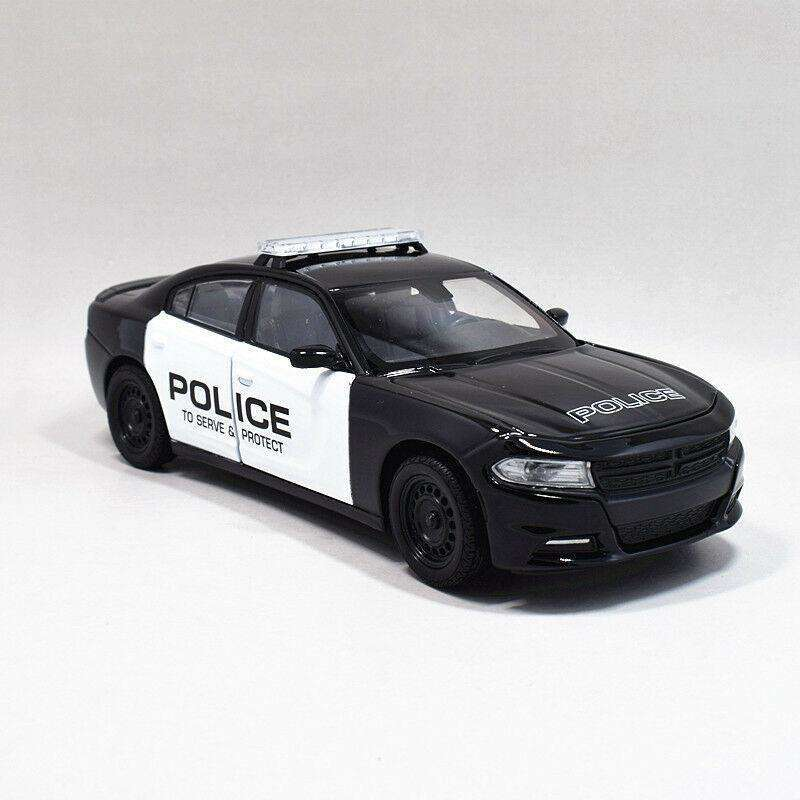 Diecast Model Dodge Charger Pursuit Sports Car