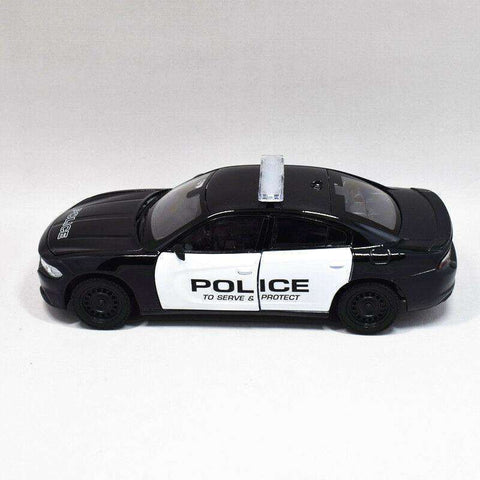 Image of Diecast Model Dodge Charger Pursuit Sports Car