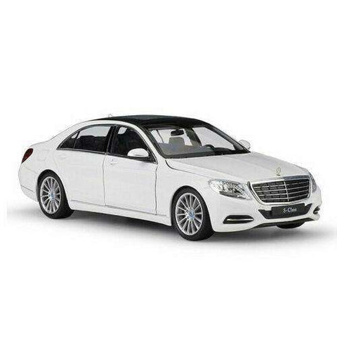 Image of Diecast Model Mercedes Benz S-Class S500 S600 Toy Car