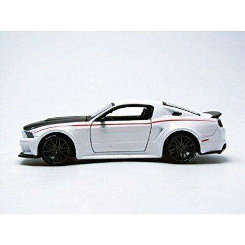 2014 Diecast Model Ford Mustang Street Racer Car