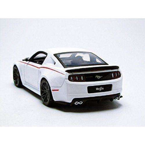 Image of 2014 Diecast Model Ford Mustang Street Racer Car