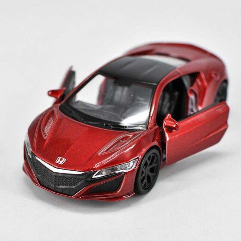 Image of Diecast Model Honda 2015 NSX Pull Back Sports Car