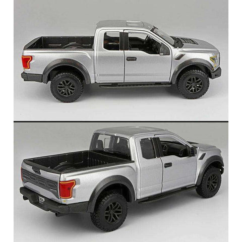 2017 DIECAST MODEL FORD F-150 RAPTOR CAR