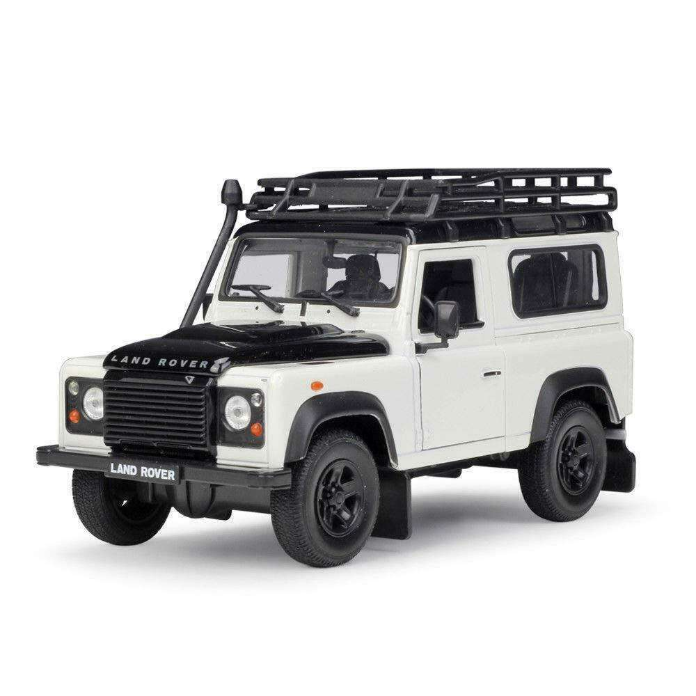 Diecast Model Land Rover Defender SUV