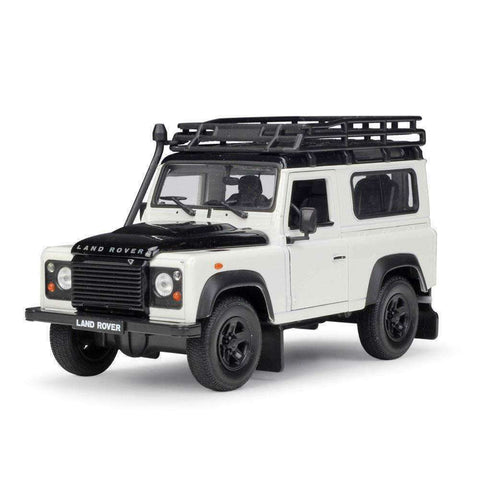 Image of Diecast Model Land Rover Defender SUV