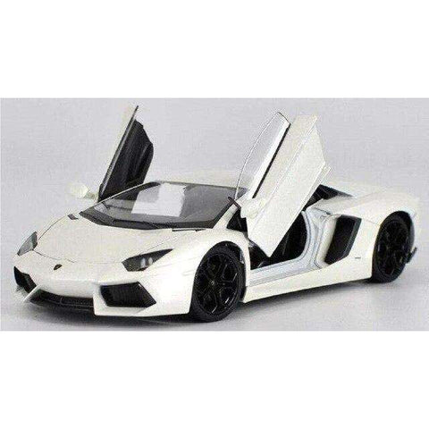 Image of Diecast Lamborghini Aventador LP700-4 Model Sports Car