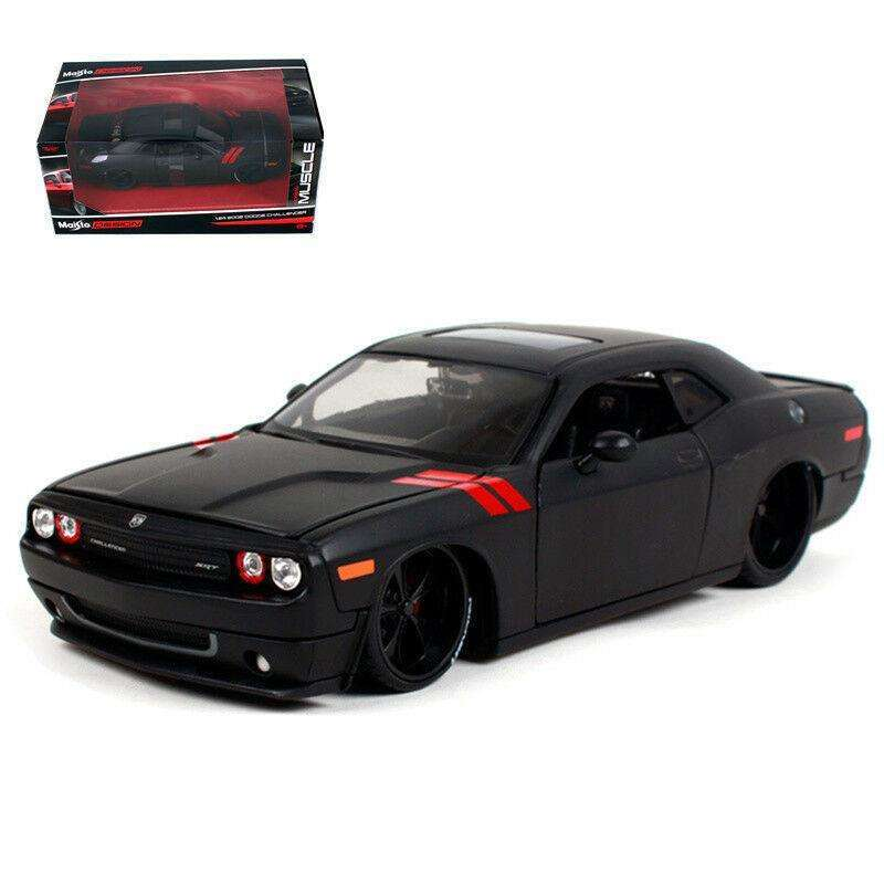 2008 Diecast Dodge Challenger SRT8 Model Sports Car