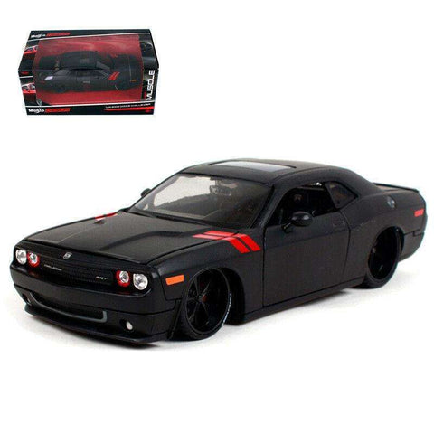 Image of 2008 Diecast Dodge Challenger SRT8 Model Sports Car