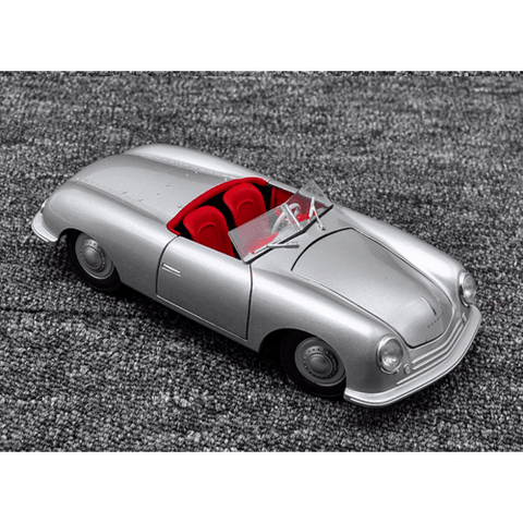 Image of 1948 Porsche 356 Diecast Model Sport Car