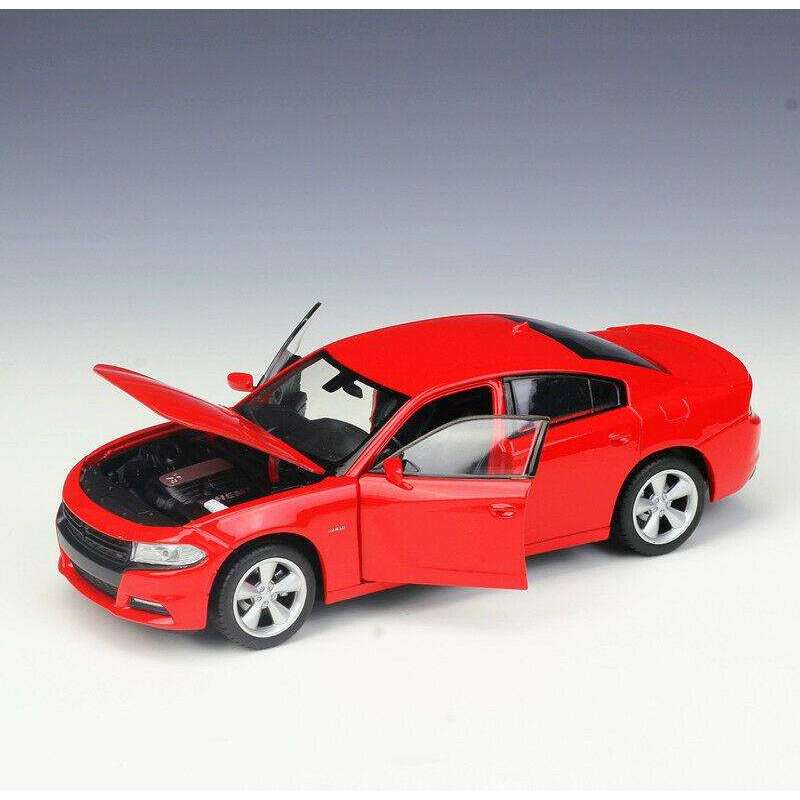 2016 Diecast Model Dodge Charger Sports Car