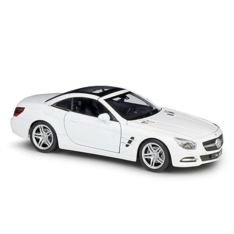 Image of 2012 Diecast Mercedes Benz SL500 Model Car