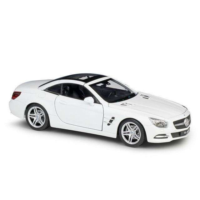2012 Diecast Mercedes Benz SL500 Model Car
