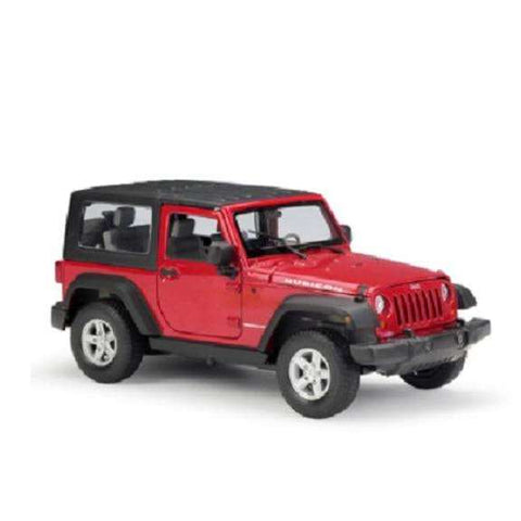 Image of 2007 Diecast Model Jeep Wrangler SUV
