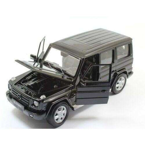 Image of Diecast Model Benz G-Class G55 G500 Toy SUV