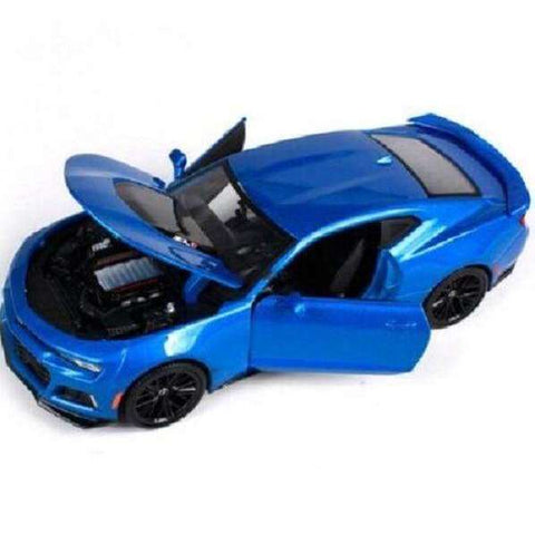 Image of 2017 Diecast Model Chevrolet Camaro ZL1 Sports Car