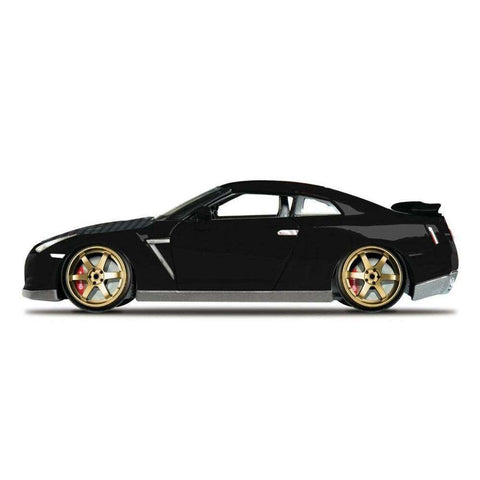 Image of 2009 Diecast NISSAN SKYLINE GTR R35 Sports Model Car