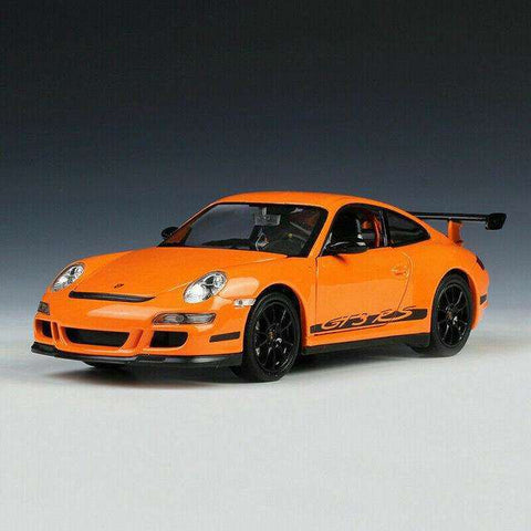 Image of Diecast Porsche 911 GT3 RS 997 Model Sports Car